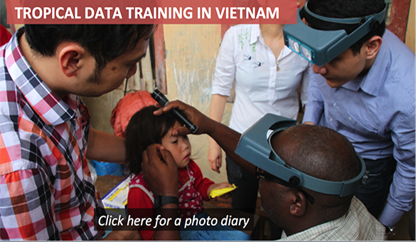 Tropical Data Training in Vietnam