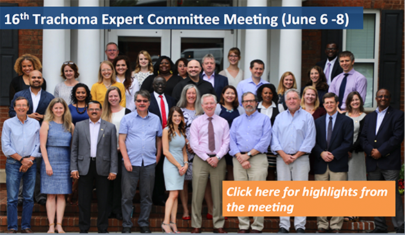 16th Trachoma Expert Committee Meeting