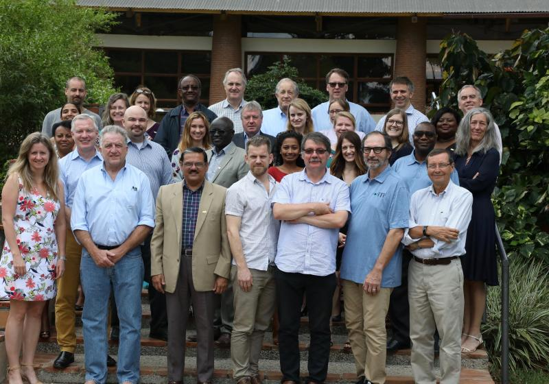 The 17th meeting of the Trachoma Expert Committee (TEC) in Mangochi, Malawi